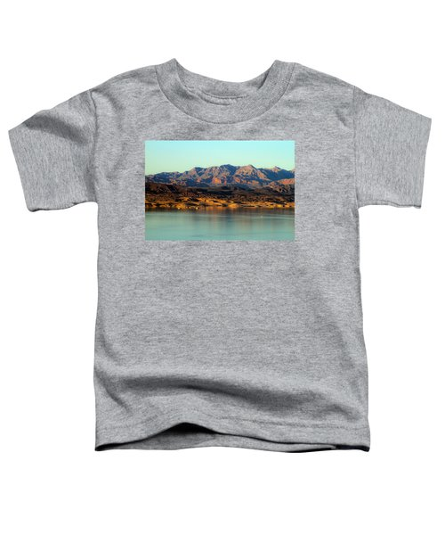 Lake Mead Before Sunset Toddler T-Shirt