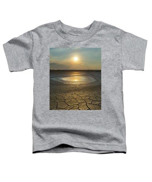Lake On Fire Toddler T-Shirt