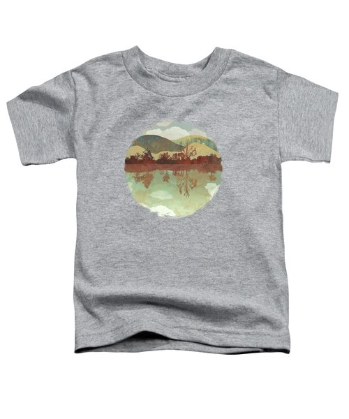 Lake Side Toddler T-Shirt by Spacefrog Designs
