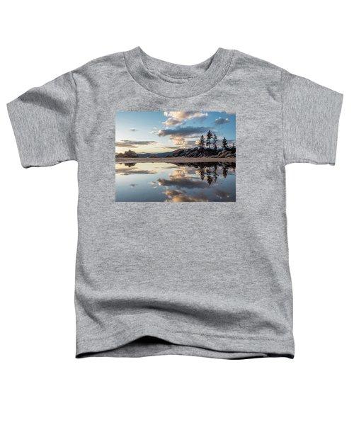 Lake Tahoe Mirror Toddler T-Shirt
