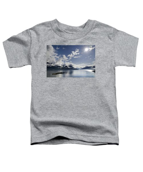 Lake With Islands Toddler T-Shirt