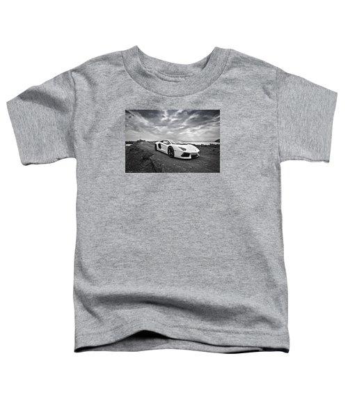Lamborgini Aventador Toddler T-Shirt
