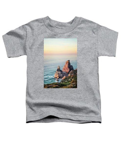 Land Of Eternal Sunset Toddler T-Shirt