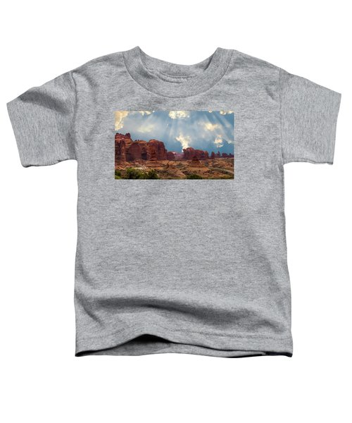 Land Of The Giants Toddler T-Shirt