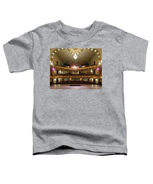 Landers Theatre Toddler T-Shirt