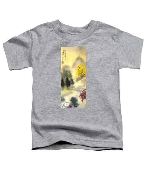 Landscape #1 Toddler T-Shirt