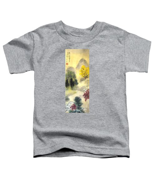 Landscape #1 Toddler T-Shirt