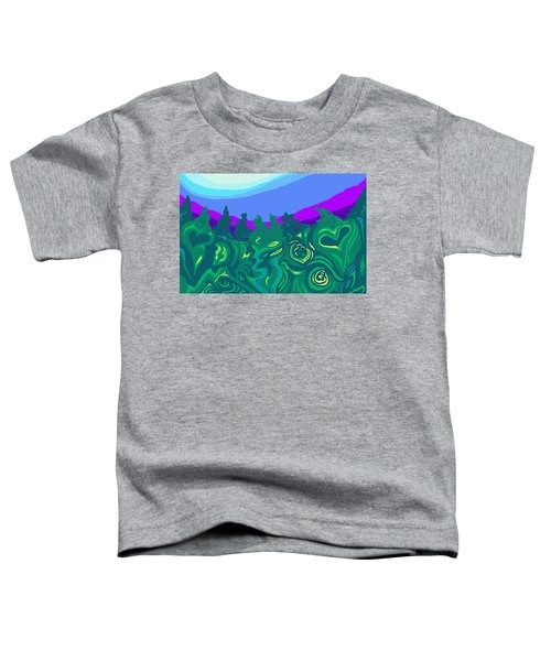 Language Of Forest Toddler T-Shirt