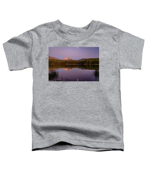 Lassen Peak Toddler T-Shirt