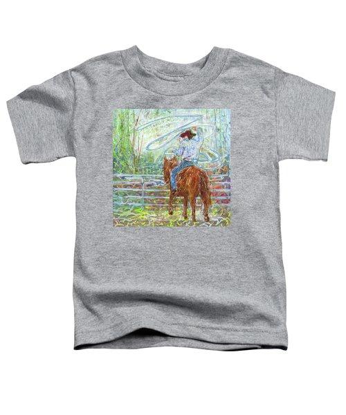 Lasso Toddler T-Shirt