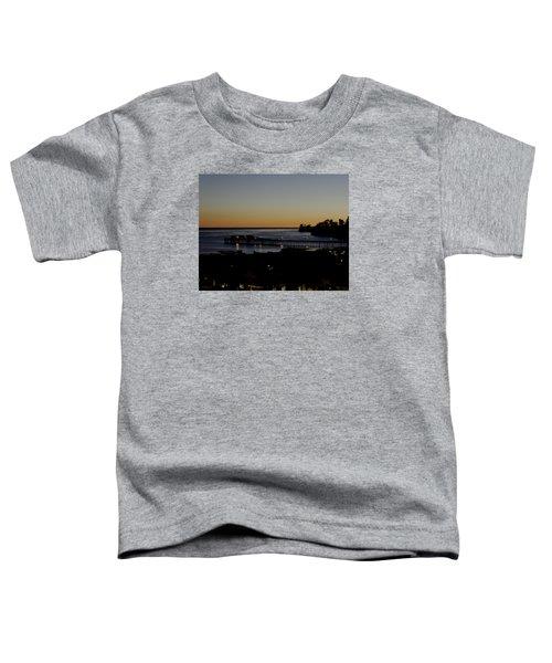 Last 2015 Sunset Toddler T-Shirt