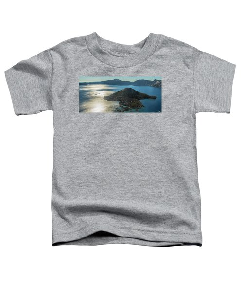 Last Crater View Toddler T-Shirt