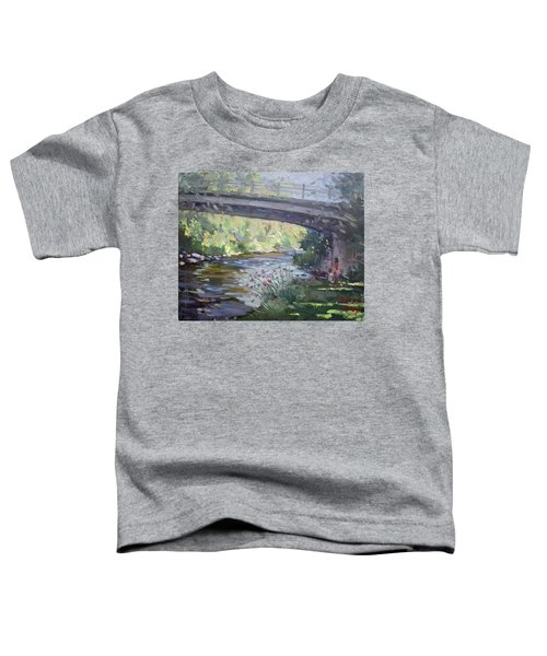 Late Afternoon At Mcnab Park Toddler T-Shirt