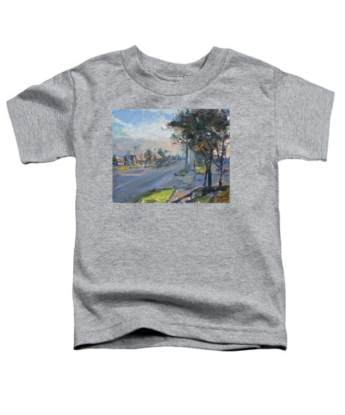 Late Evening In Guelph Street Georgetown Toddler T-Shirt