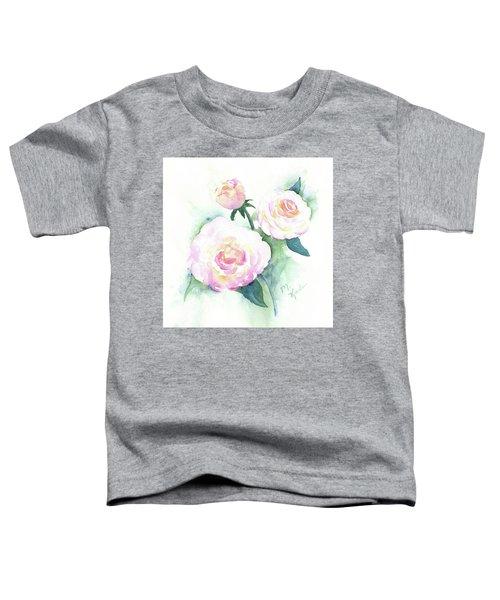 Late Summer Roses Toddler T-Shirt