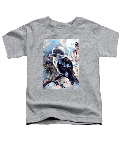Laughing Kookaburra Toddler T-Shirt