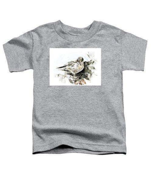 Lava Gull Toddler T-Shirt