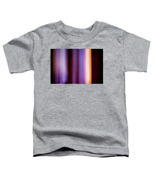Lavender And Rose Gold Toddler T-Shirt