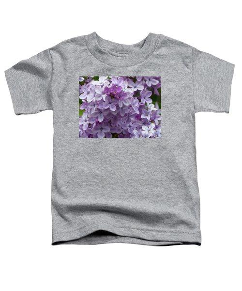 Lavender Lilacs Toddler T-Shirt