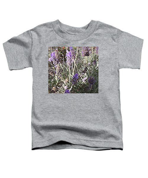 Lavender Moment Toddler T-Shirt by Winsome Gunning