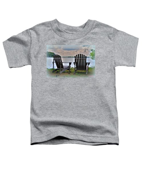 Lazy Afternoon Toddler T-Shirt