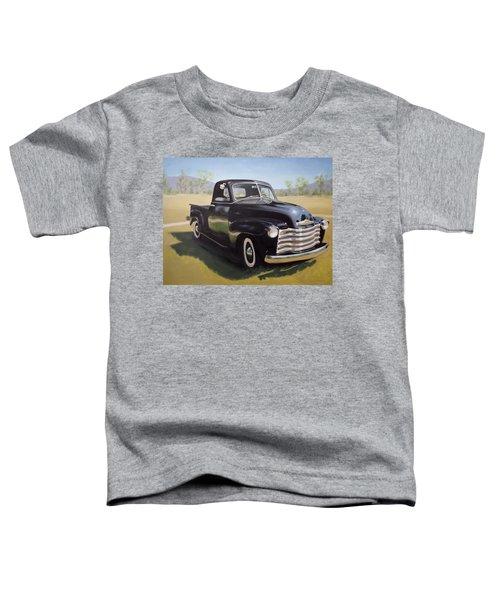Le Camion Noir Toddler T-Shirt