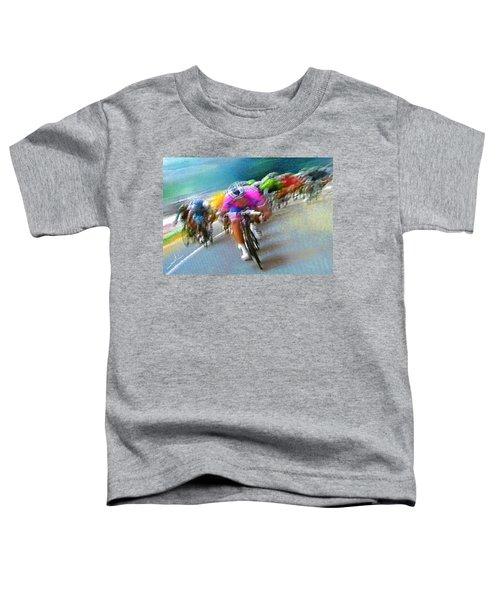 Le Tour De France 09 Toddler T-Shirt