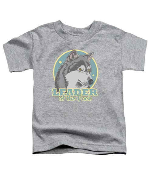 Leader Of The Pack Toddler T-Shirt