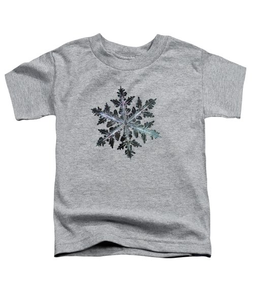 Leaves Of Ice, Panoramic Version Toddler T-Shirt