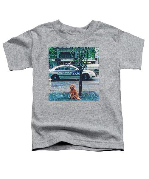 Leaving Nyc Toddler T-Shirt