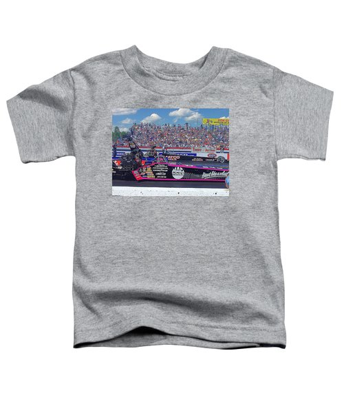 Legends At The Line Toddler T-Shirt