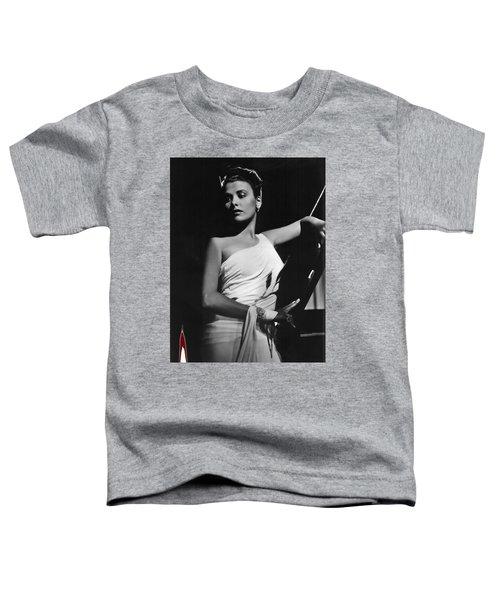Lena Horne  Circa 1943-2015 Toddler T-Shirt