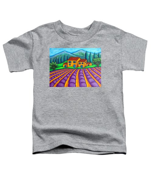 Les Couleurs De Provence Toddler T-Shirt
