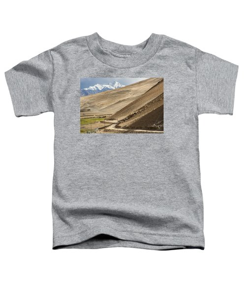 Less Traveled, Karzok, 2006 Toddler T-Shirt