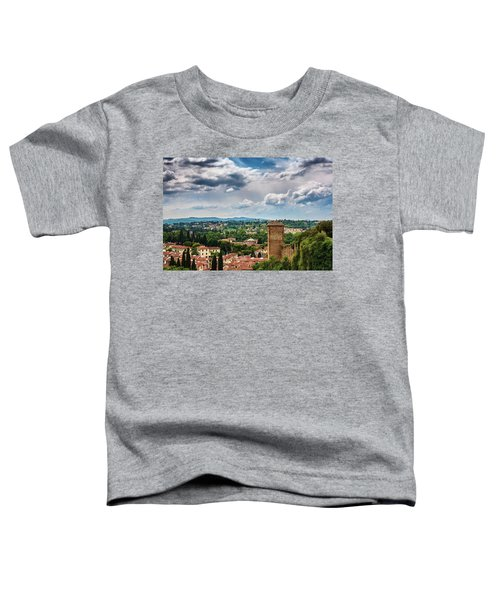 Let Me Travel To Another Era Toddler T-Shirt