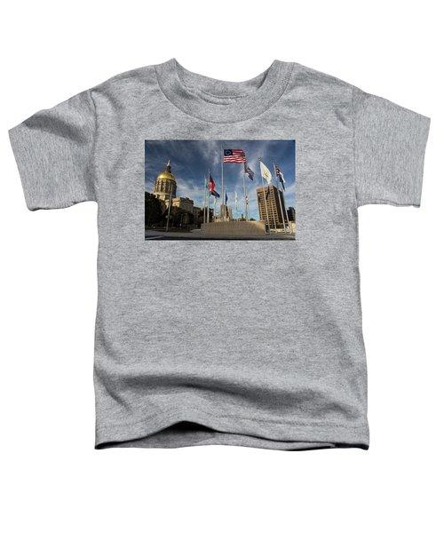 Liberty Plaza Toddler T-Shirt
