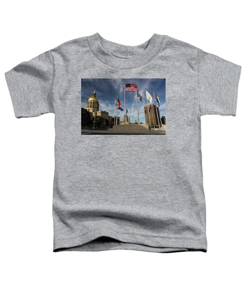 Liberty Plaza Toddler T-Shirt
