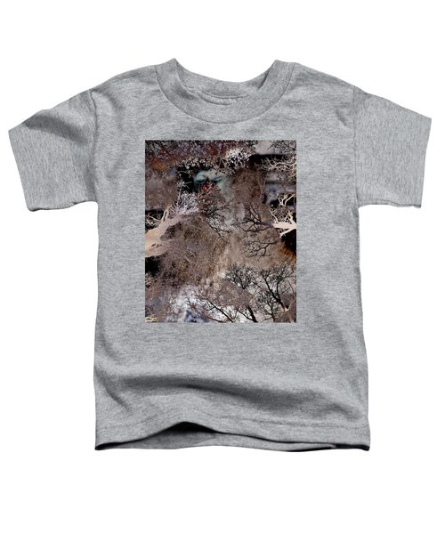 Life In A Bush Of Ghosts Toddler T-Shirt