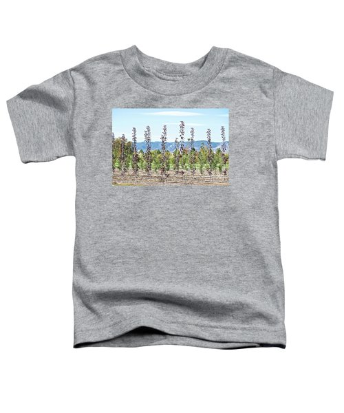 Life On A Tree Farm-foothills View #1 Toddler T-Shirt
