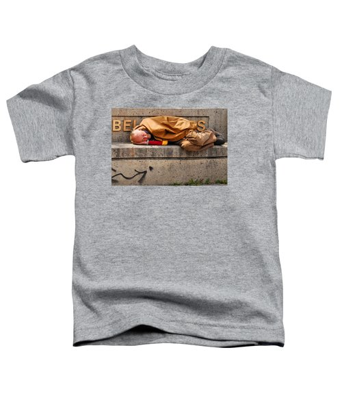 Life On The Street Toddler T-Shirt