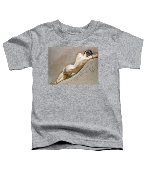 Life Study Of The Female Figure Toddler T-Shirt