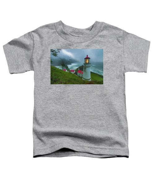 Lifting Fog Toddler T-Shirt