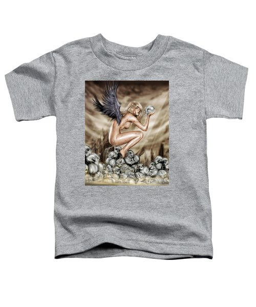Lifting The Veil Toddler T-Shirt
