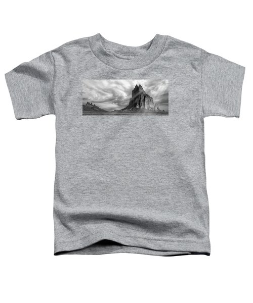 Light On Shiprock Toddler T-Shirt