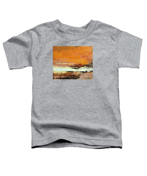 Light On The Horizon Toddler T-Shirt
