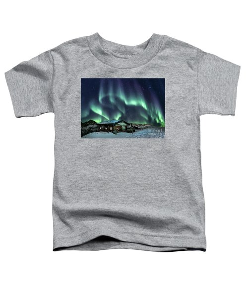 Light Through The Night Toddler T-Shirt