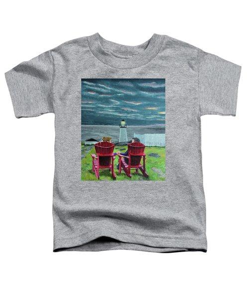 Lighthouse Lovers Toddler T-Shirt