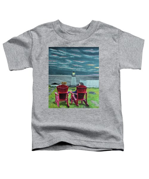 Lighthouse Lovers Toddler T-Shirt