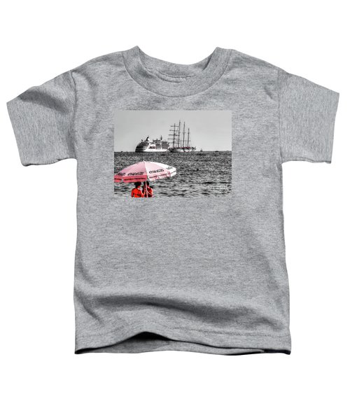 Like A Advert This One Toddler T-Shirt