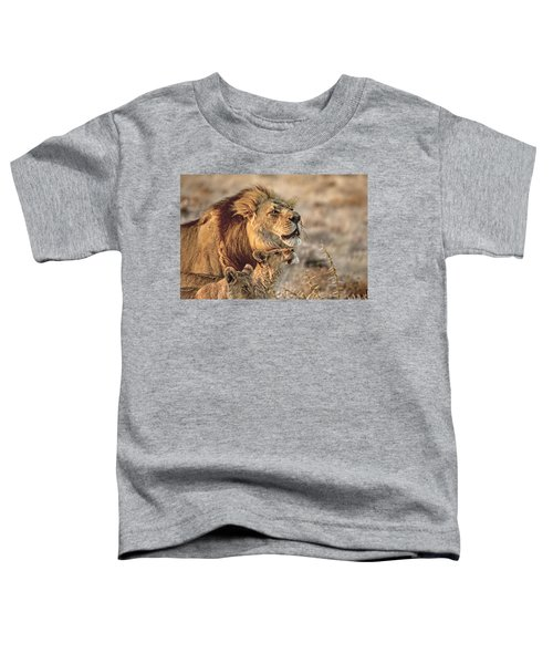 Like Father Like Son Toddler T-Shirt